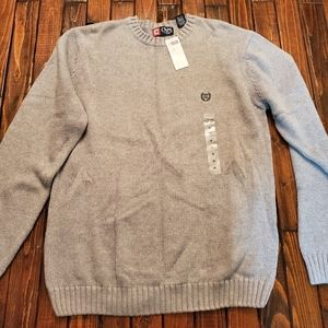 NWT Chaps sweater